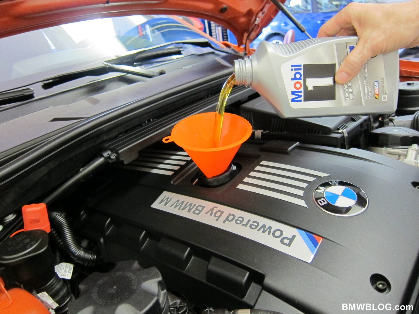 Your BMW Oil Change Specialists in Temecula / Murrieta, CA | European Autowerks